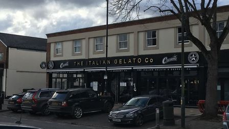Creams in Stevenage Old Town. Picture: Louise McEvoy.