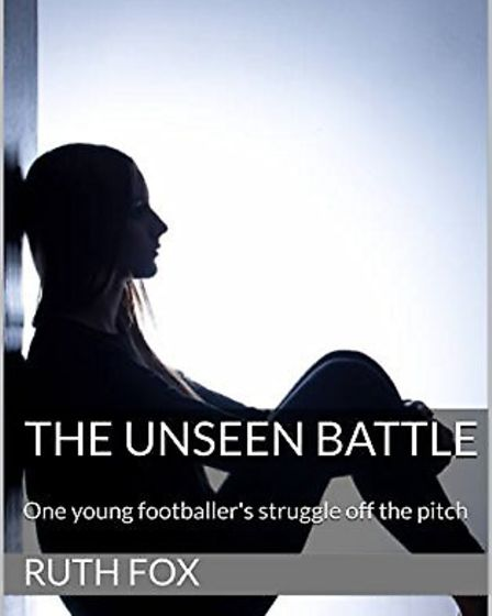 The Unseen Battle written by 18-year-old Ruth Fox is available to buy on Amazon. Picture: Amazon