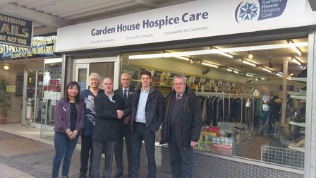 Garden House Hospice Care have opened a second store in Hitchin. Picture: Garden House Hospice Care