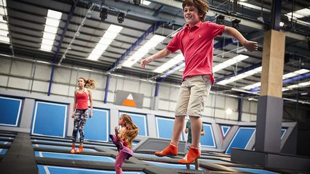 Air Space in Stevenage is celebrating World Book Day 2018 by offering a free one-hour jump session.