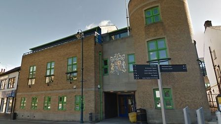 Luton Crown Court, where 27-year-old Jamal Jackson pleaded guilty to rape. Picture: Google Street Vi