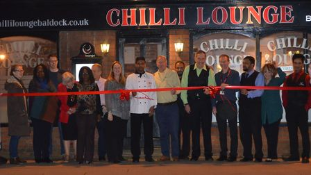 The launch night saw guests enjoy food and raise money for charity, marking the first of many POhWER