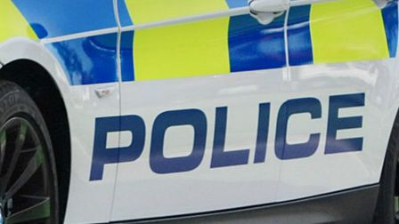 Police are investigating a suspected arson after a van was set alight in Stevenage