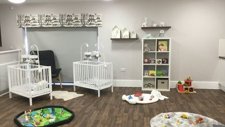 Biggleswade's new Busy Bees nursery. Picture: Busy Bees