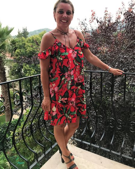 Donna Lee lost three stone in six months after joining Slimming World, and is now setting up her own