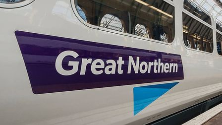 Great Northern services are delayed due to a signalling fault at Hitchin. Picture: Great Northern
