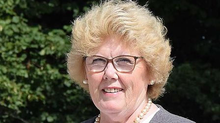 Councillor Lynda Needham, leader of North Herts District Council. Picture: NHDC