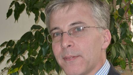North Herts District Council chief executive David Scholes. Picture: NHDC