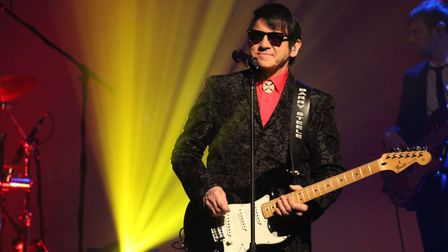 Barry Steele as Roy Orbison will perform at the Gordon Craig Theatre in Stevenage on April 7