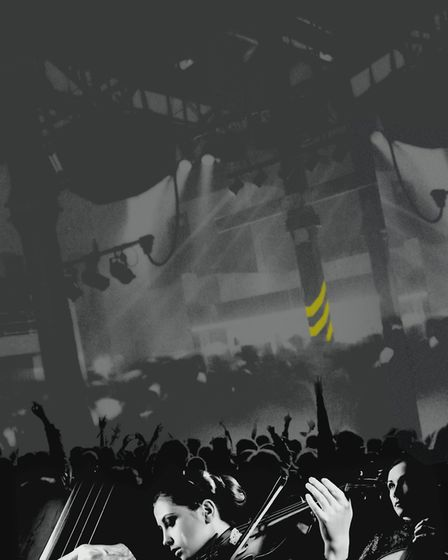 Hacienda Classical - the orchestral reimagining of the 90s rave scene - is coming to the English He
