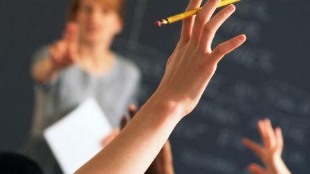 A Sandy school deemed 'inadequate' by inspectors could be about to close. File photo.