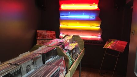 Stylus is selling old and new music on vinyl. Picture: Archant