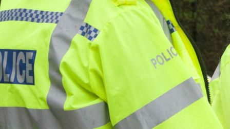 Police arrested five suspected class A drug dealers in Stevenage yesterday.