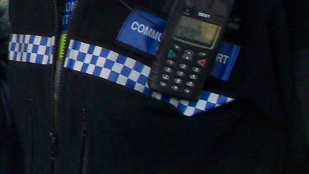 Police have appealed for information after the incident in Stevenage, involving an 11-year-old boy.