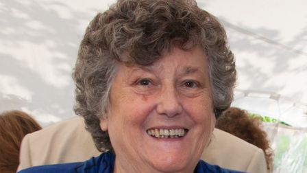 Lorna Kercher, who is retiring as a councillor after 30 years next month. Picture: Kevin Lines