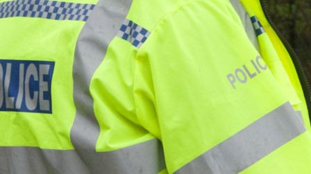 Police are investigating after the burglary in Hitchin's Nightingale Road.