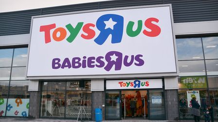 Stevenage's Toys R Us is to close its doors next Thursday. Picture: Kevin Lines