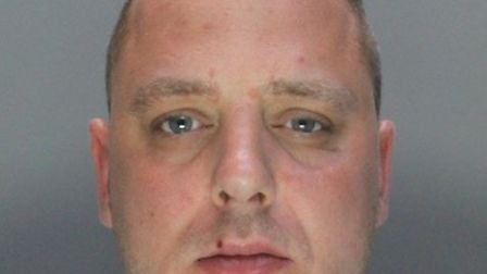 Alan Copestake, 36, has been jailed for 12 years. Picture: Herts police