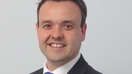 Stevenage MP Stephen McPartland is pushing for a change in the law. Picture: Stephen McPartland