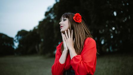 Wuthering Heights - The music of Kate Bush tribute show features Rachel Sinnetta and her Rubber Band
