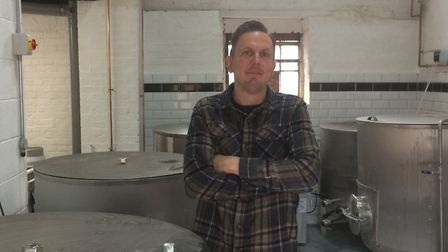 Potton Brewing Company owner Richard Haigh. Picture: Dan Mountney