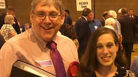 Labour's Ian Albert is the new chairman of North Herts District Council's Hitchin committee, while E