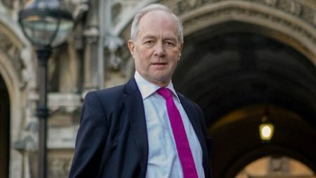 The former Hitchin & Harpenden MP Peter Lilley is to join the House of Lords. Picture: Hitchin & Har