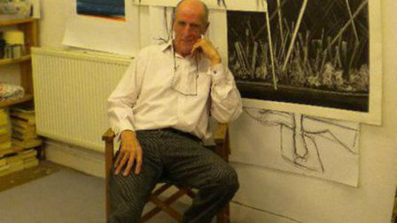 Adrian Mallett sadly passed away last year. Picture: Courtesy of Mary Fenton
