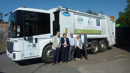North Herts District Council's contract with Urbaser is being rolled out today. Picture: NHDC