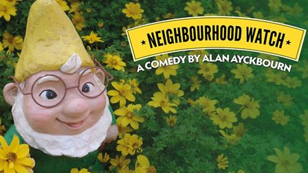 Neighbourhood Watch opens at the Gordon Craig Theatre in Stevenage on Wednesday, May 9.
