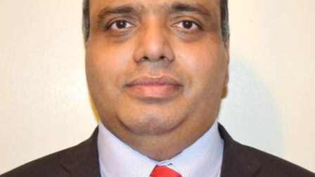 Stevenage Labour candidate Irfan Javed has been suspended ahead of the election ballot. Picture: Ste