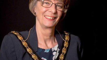 Councillor Margaret Notley is the mayor of Stevenage for 2018/19. Picture: Stevenage Borough Council