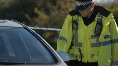 DCI Jerome Kent lead the investigation in Sharon Fade's death. Picture: Twitter @bedspolice