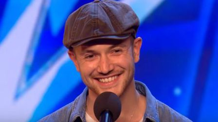 Aleksander Mileusnic also appeared on The Voice UK in 2012. Picture: ITV