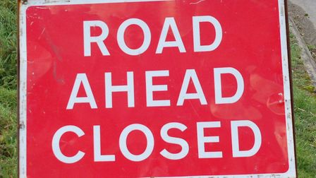 The B655 between Hitchin and Barton-le-Clay is closed after a crash.