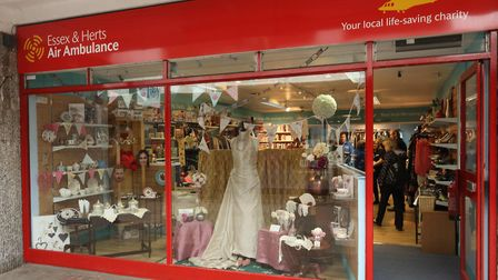 The new Hitchin shop joins other branches in Royston, Buntingford, Mersea, Burnham, and War