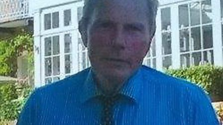 William Taylor, 69, has gone missing from Gosmore. Picture: Herts police