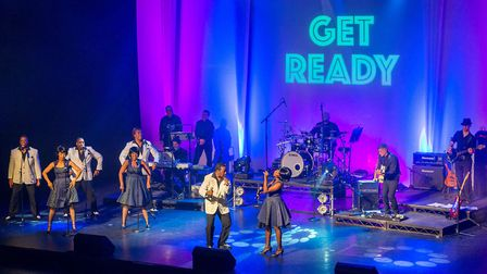 The Get Ready show celebrating the golden anniversary of I Heard it Through the Grapevine can be see