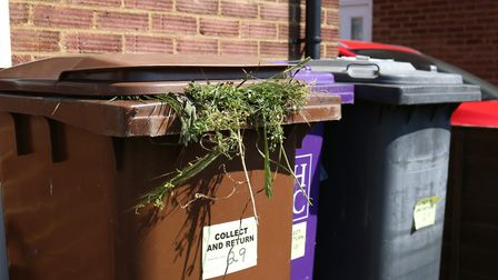 Missed brown bin collections have been due to problems with reliability of data of those who signed