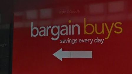 Bargain Buys in Stevenage, which is part of the Poundworld chain. Picture: Google Street View