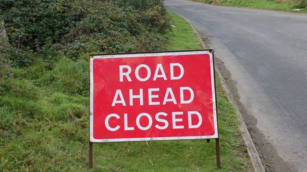 Grove Road in Hitchin will be closed throughout each weekend until July 1.
