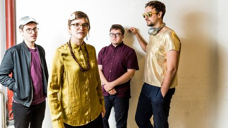 The next JazzUp gig at Club 85 in Hitchin will feature Dinosaur on Saturday, June 30
