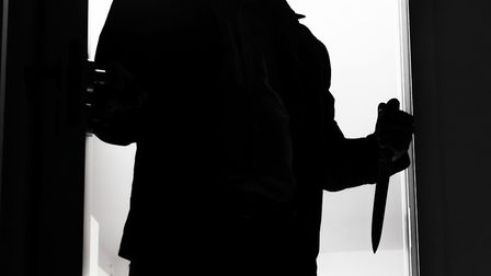 Knife crime is on the rise in Bedfordshire. File photo. Picture: Getty Images/moodboard