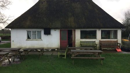 Weston Cricket Club have been granted £50,000 from NHDC to rebuild an extension. Picture: NHDC