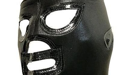 Have you seen a mask like this before? Police are appealing for information in connection with an ag