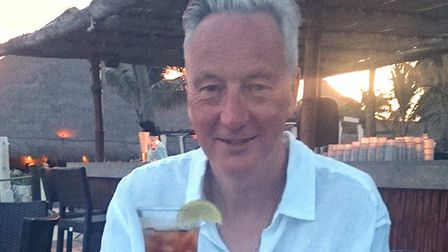 Peter Day, who tragically died after being hit by a lorry while out jogging near Baldock. Picture: H