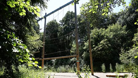 Cuffley Camp Outdoor Centre, which was set up after the Second World War. Picture: Danny Loo