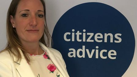 Nina Villa is the new chief executive of Citizens' Advice Stevenage. Picture courtesy of Citizens' A