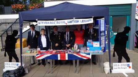 Armed Forces Day 2018: There were a number of stalls in Stevenage town centre on Saturday, to mark A