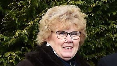 North Herts District Council leader Councillor Lynda Needham. Picture: NHDC
